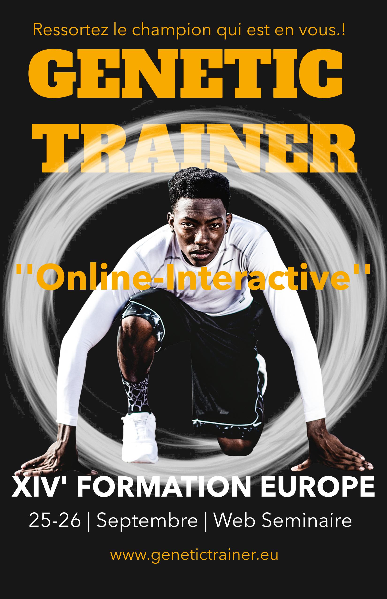 14'_Internatıonal_Genetic_Trainer_Paris