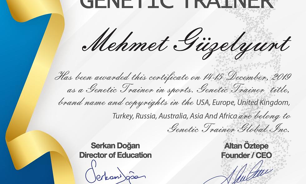 Expert Genetic Trainer®
