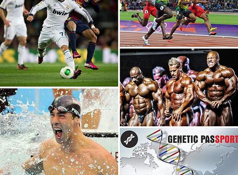 Dünyanın ilk profesyonel sporcu gen paneli GENETIC TRAINER PRO® Türk sporunun hizmetinde!