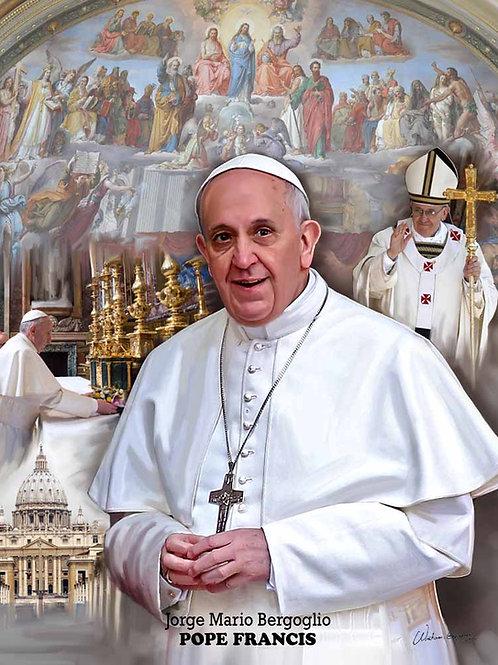 Pope Francis - B-1668