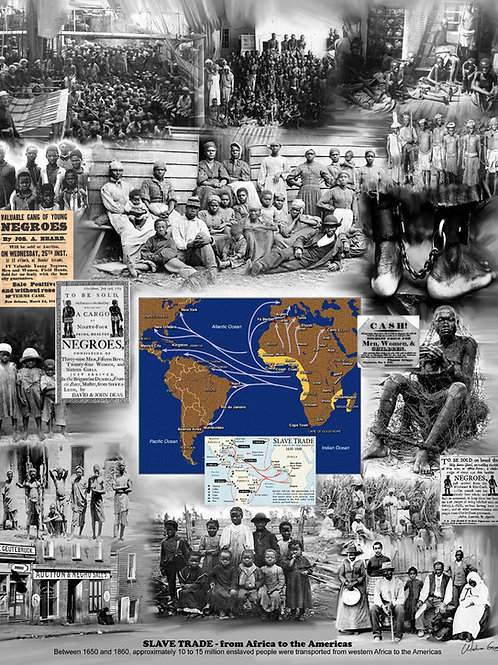 African Slave Trade - B-1826