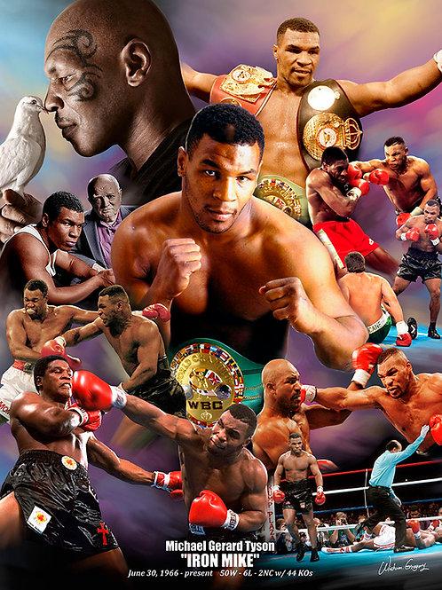 Iron Mike Tyson - B-4200