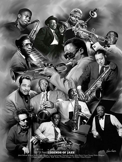Legends of Jazz - N-641-2