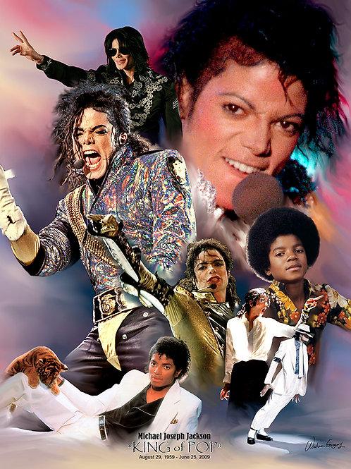 Michael Jackson - B-4143