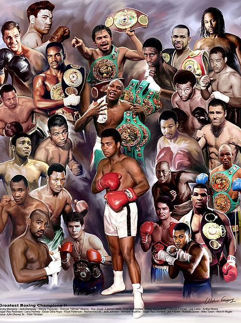 Boxing Champions II - B-0271-3