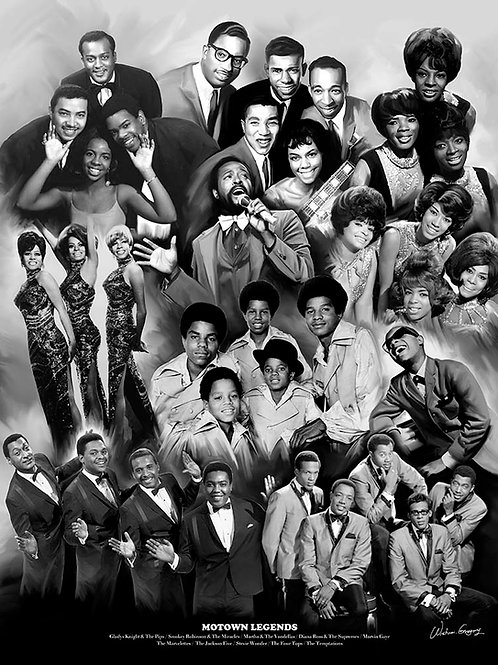 Legends of Motown - B-2613