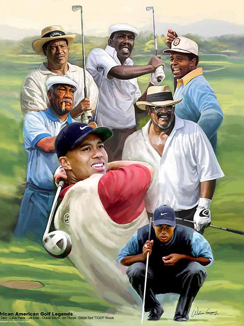 Tiger Woods - In Good company - n-305