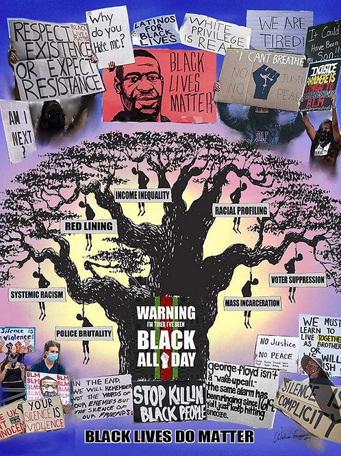 Black Lives Do Matter  T-005