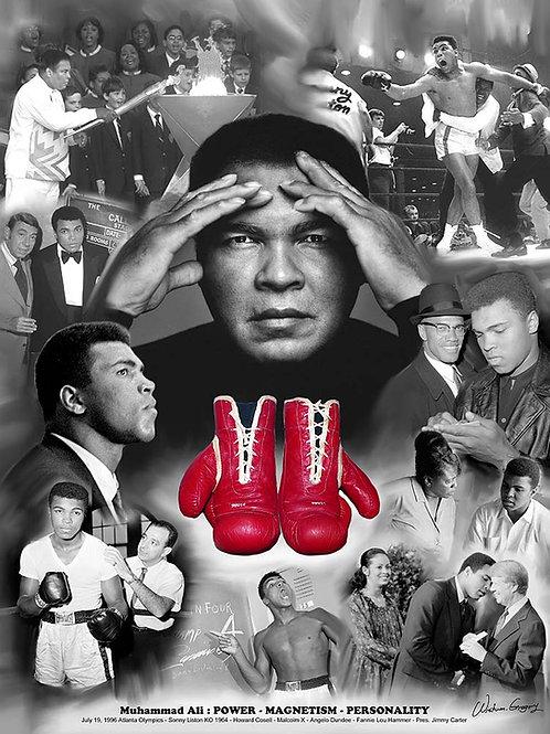 Muhammed Ali - B-2042