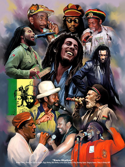 Reggae Legends - N-633