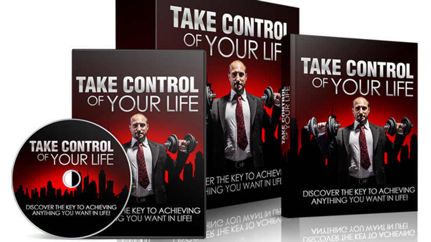 Take Control of Your Life Deluxe Package