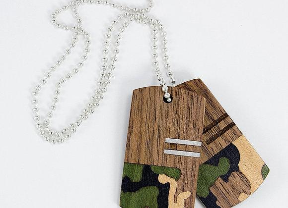 Green Woodland Tags