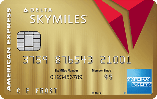Delta - Amex Cobranded Credit Card