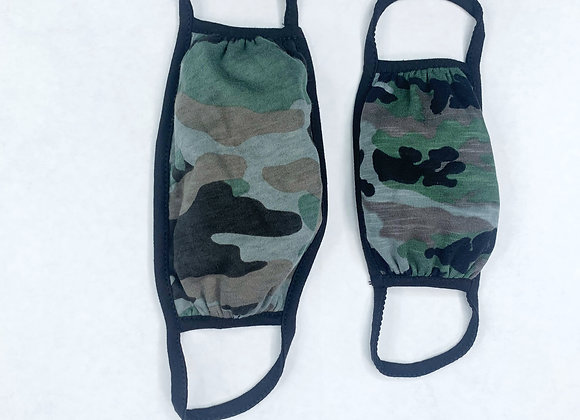 Military Camo - 2 pack (Father - Son Combo)