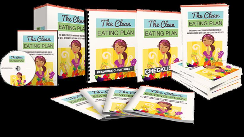 The Clean Eating Plan eBook + DVD Bundle