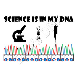 Science is in my DNA