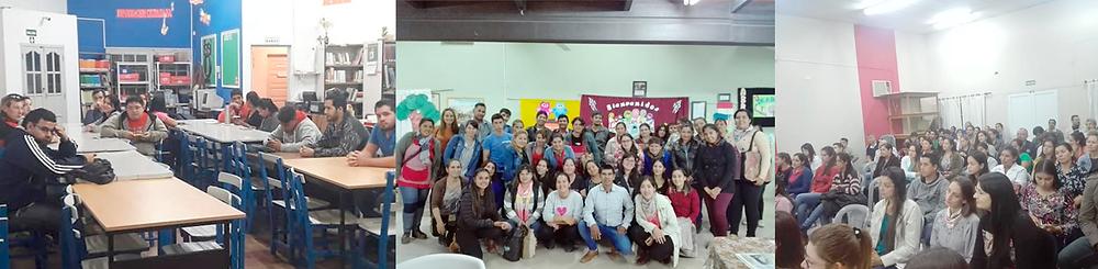 Quitilipi | Inicio de clases 2019