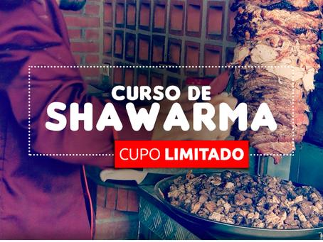 CURSO DE SHAWARMA