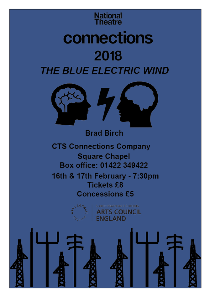 The Blue Electric Wind