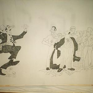The Fosdyke Saga by Alan Plater from the cartoon by Bill Tidy