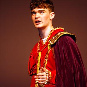 Prince of Denmark by Michael Lesslie