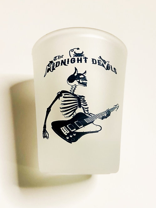 The Midnight Devils - Shot Glass