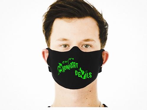 The Midnight Devils - Black Face Mask