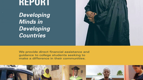 Annual Report 2020, Kapadia Education Foundation