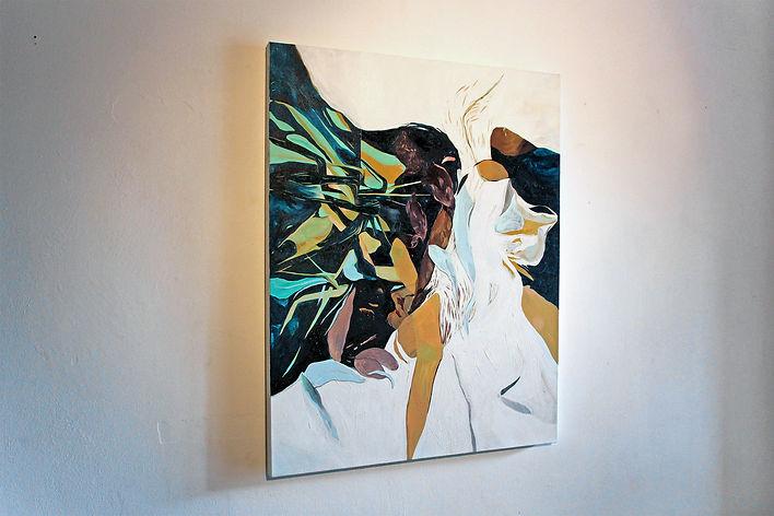 Fine art exhibition, london art, emerging artist, woman artist, contemporary art