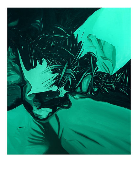 Travelling light, Limited edition Giclée print
