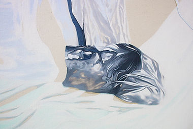 Magdalena Gluszak - Holeksa, emerging artist