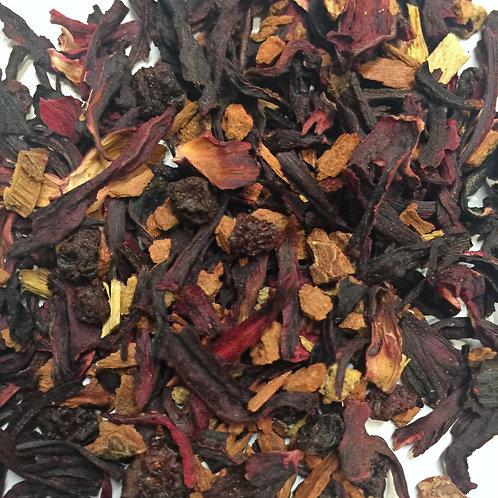 Sweet Cinnamon Plum Organic