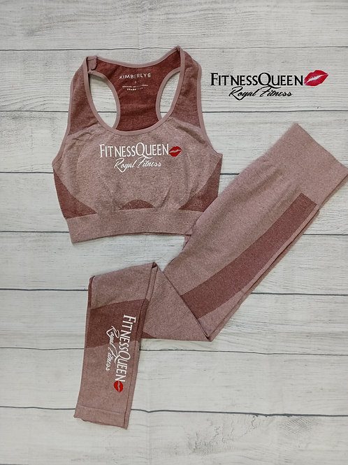 FitnessQueen Rose Set