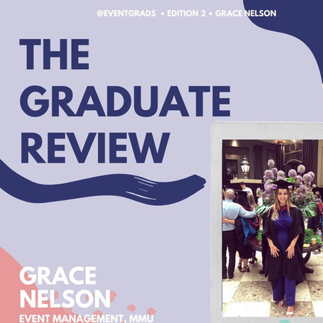 Event Grads: The Graduate Review