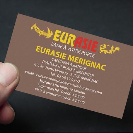 Carte de fidélité Eurasie !