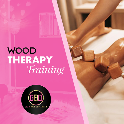 Wood Therapy Training Online or In-person