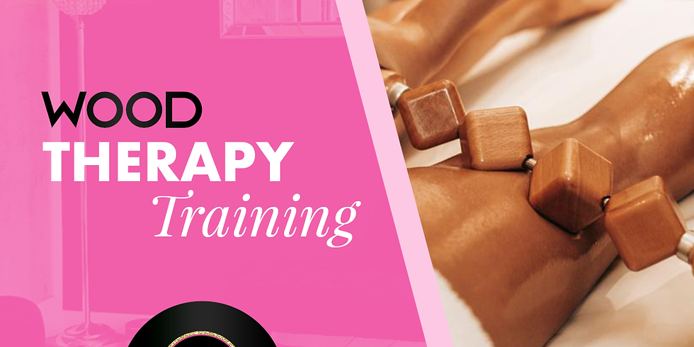 WOOD THERAPY TRAINING