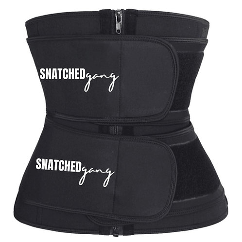 SNATCHED GANG DOUBLE WAIST TRAINER