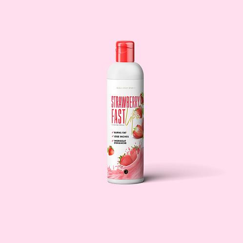 Fast Lipo Strawberry Slimming Cream