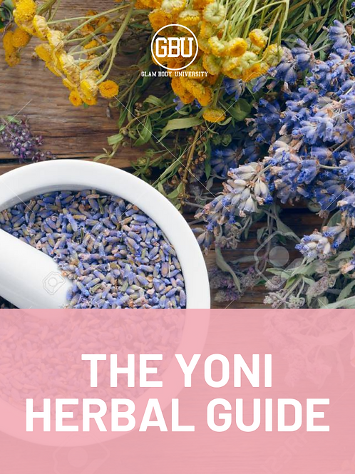 THE YONI HERBAL GUIDE