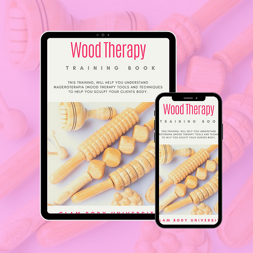 WOOD THERAPY TRAINING E-BOOK