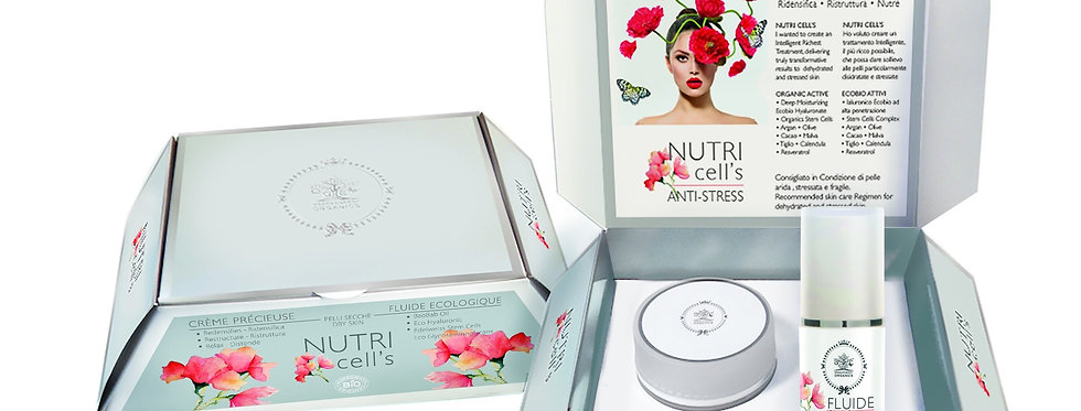 NUTRI CELL'S® COFANETTO BEAUTY ROUTINE