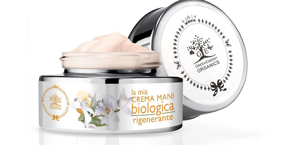 LA MIA CREMA MANI BIOLOGICA RIGENERANTE 40ML