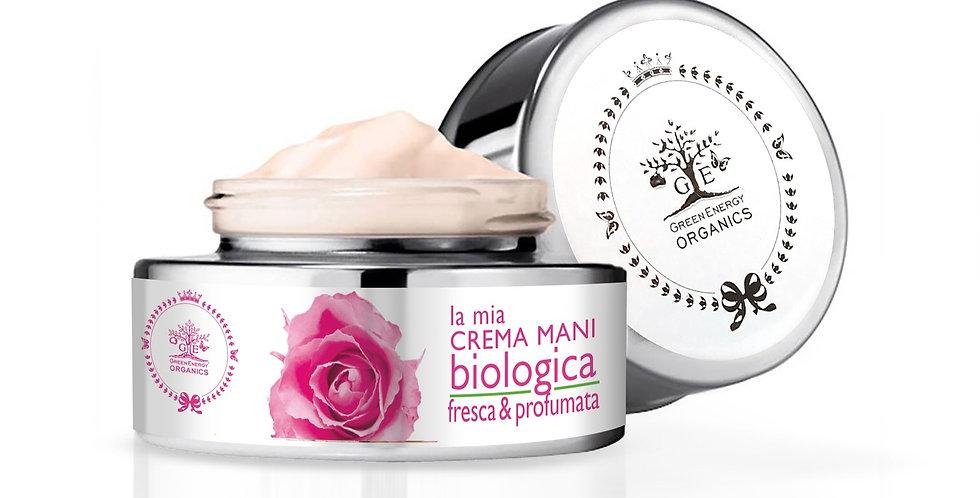 LA MIA CREMA MANI BIOLOGICA BOUQUET DI ROSE 40ML