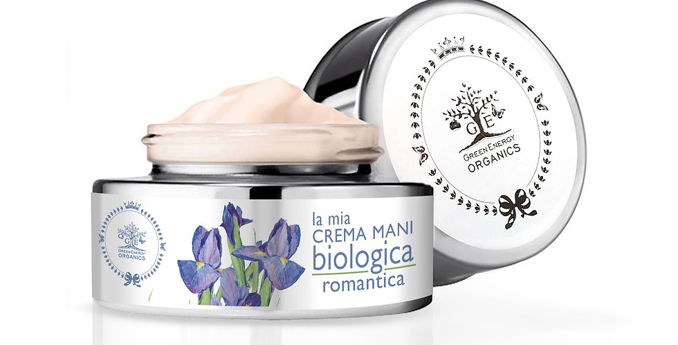 LA MIA CREMA MANI BIOLOGICA ROMANTICA 40ML