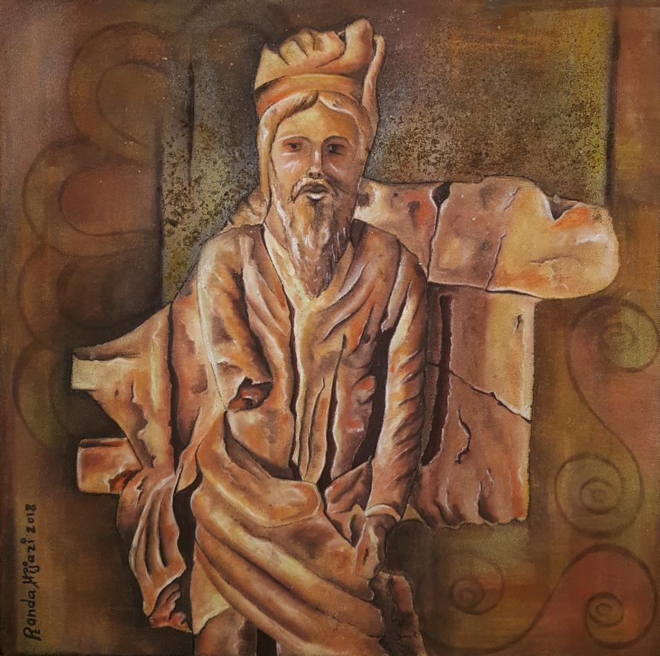 Acrylic on Canvas 0044