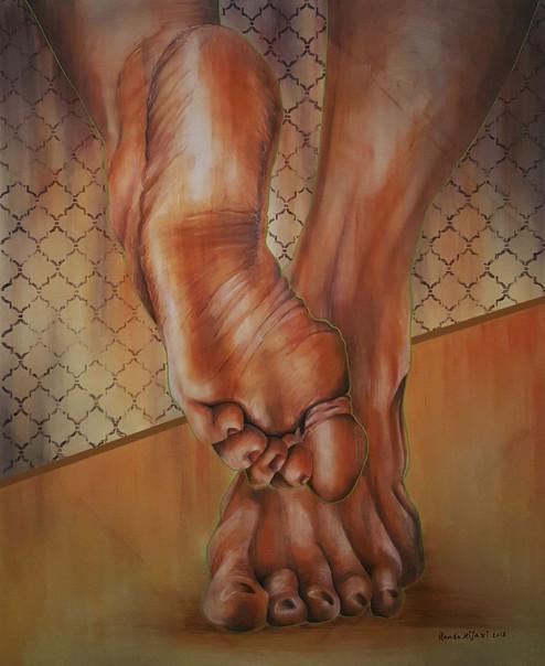 Acrylic on Canvas 005