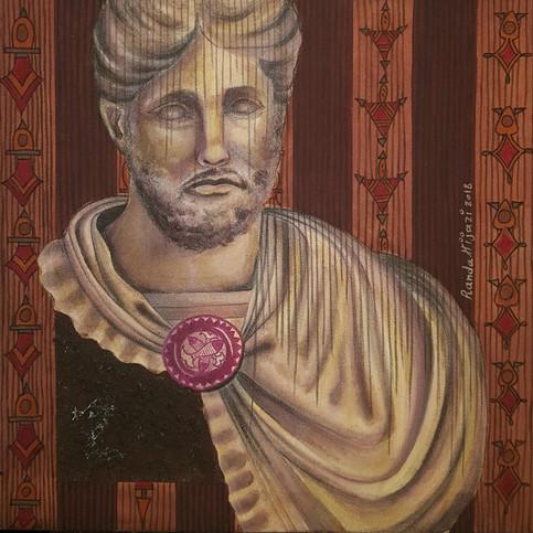 Acrylic on Canvas 0040