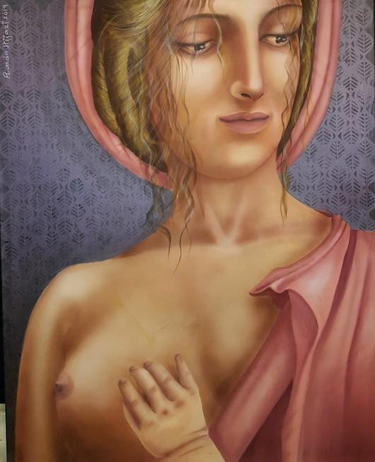 Acrylic on Canvas 008