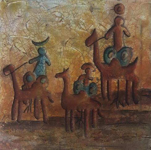 Acrylic on Canvas 0046